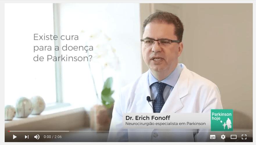 Existe cura para o Parkinson - Dr. Erich Fonoff