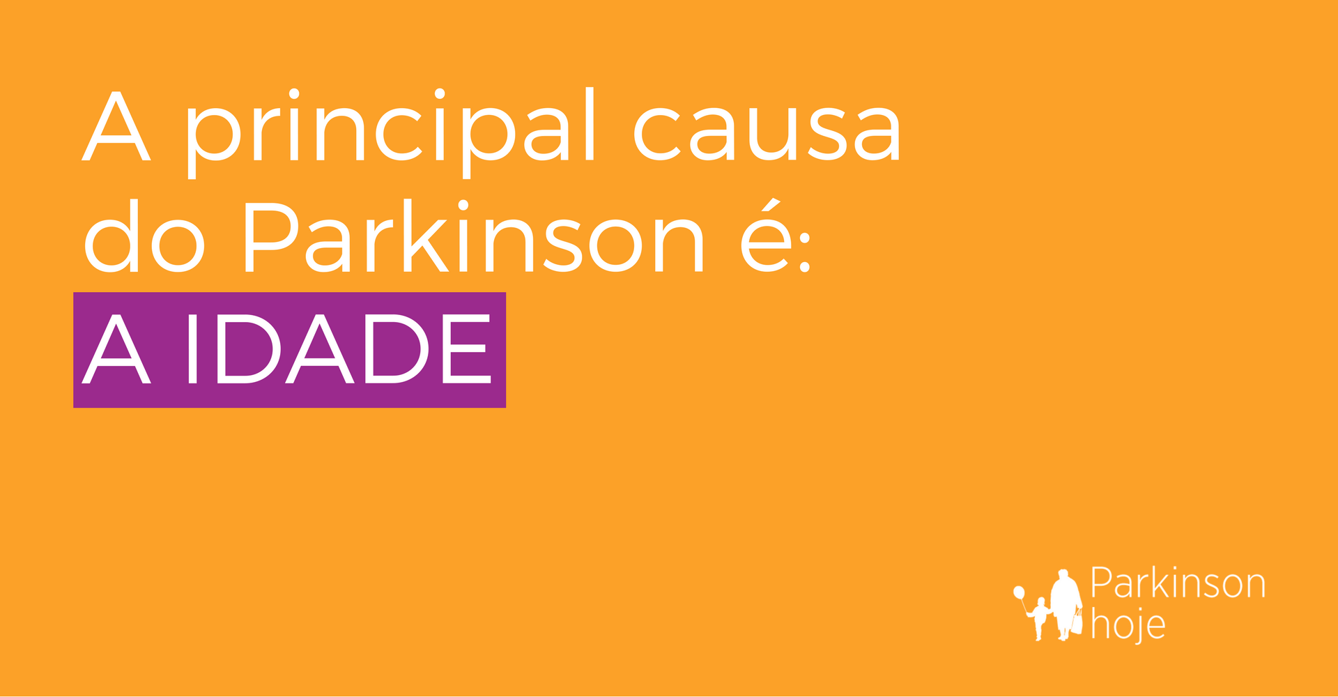 as causas da doença de Parkinson