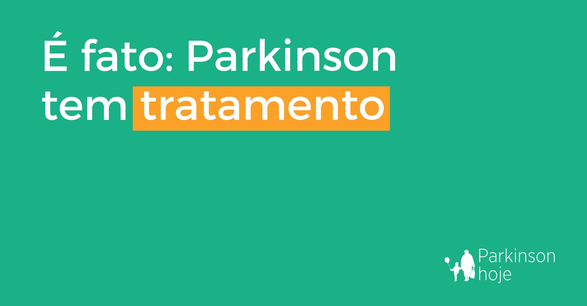 Tratamentos para a doença de Parkinson