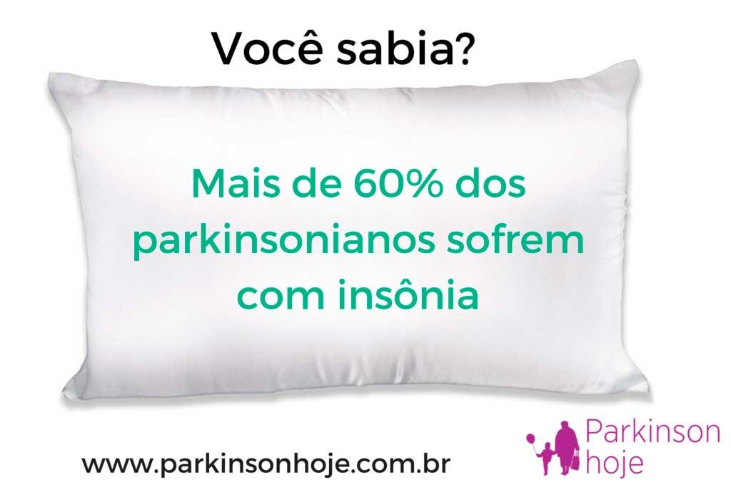 como dormir bem com parkinson