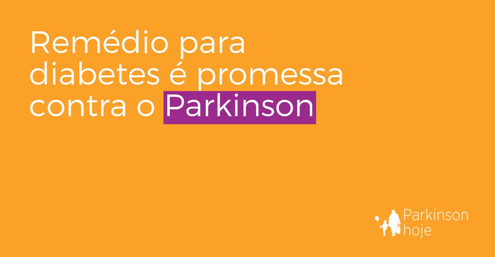 tratamento de Parkinson
