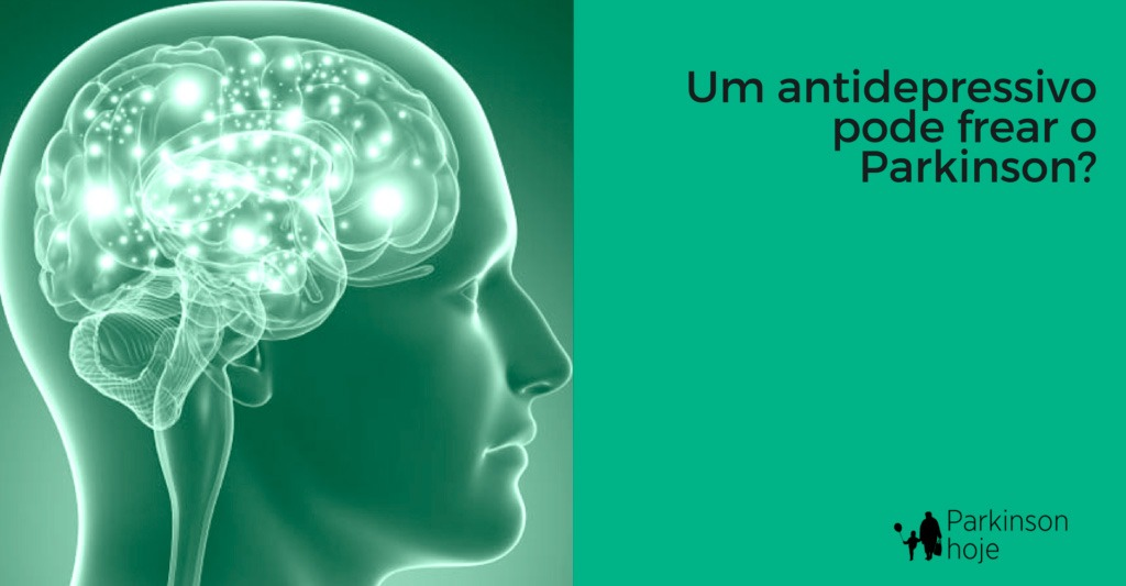 antidepressivo no controle do Parkinson