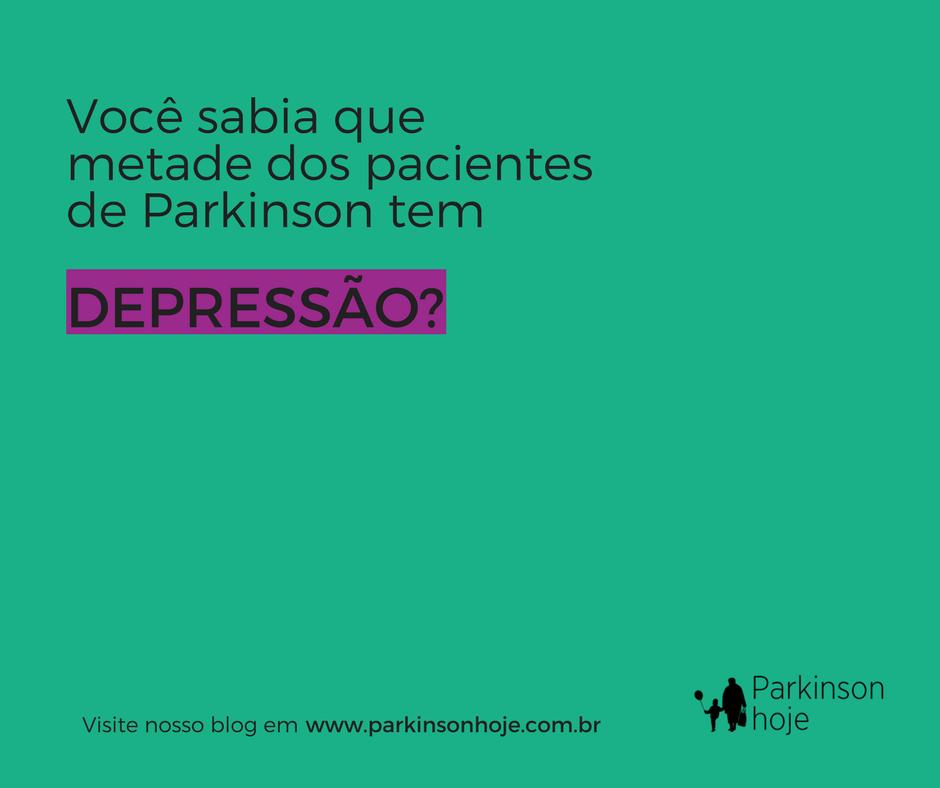 Depressão na doença de Parkinson