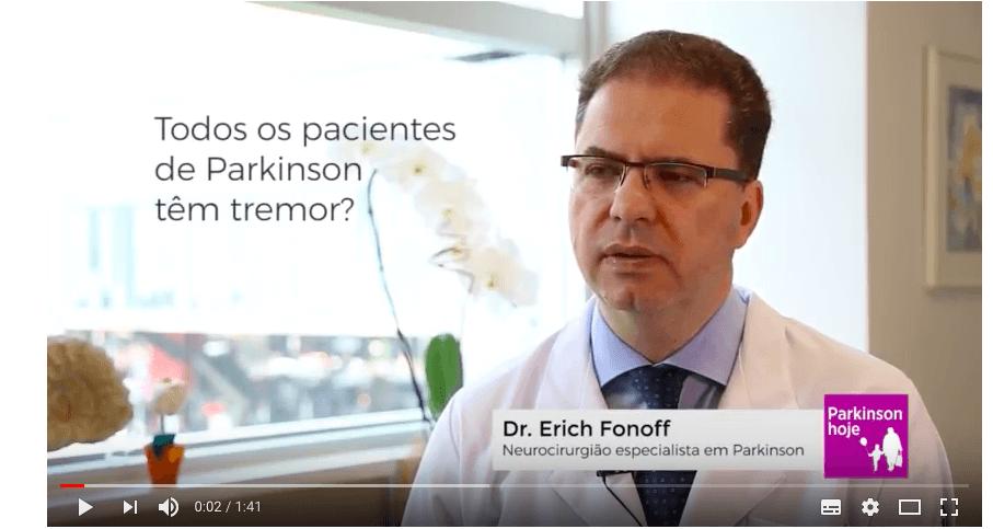 Parkinson e os tremores