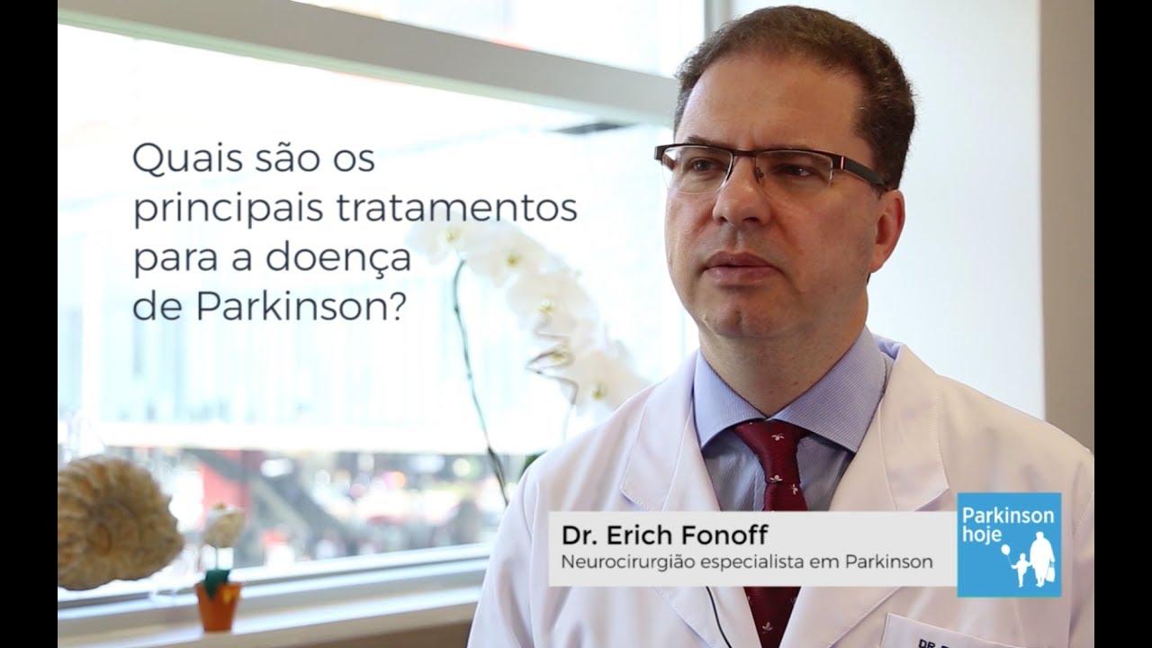 Dr. Erich Fonoff fala sobre os tratamentos