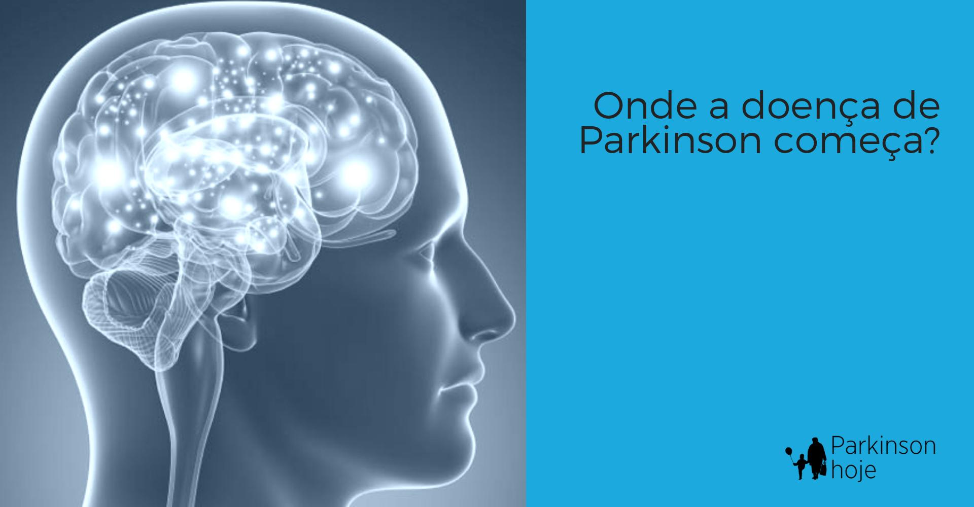parkinson pode ter origem no apêndice